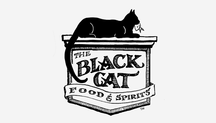 The Black Cat Food and Spirits